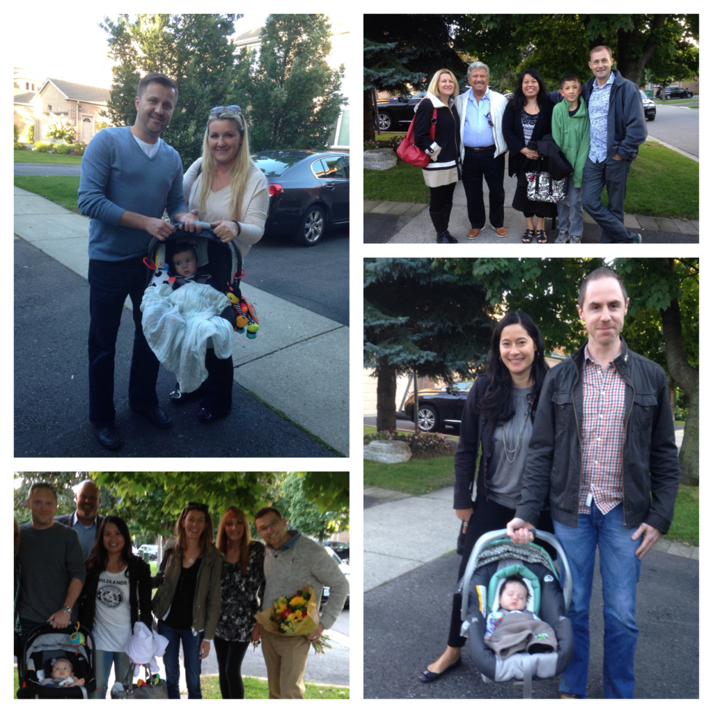 HighVail's Family & Friends begin to arrive!