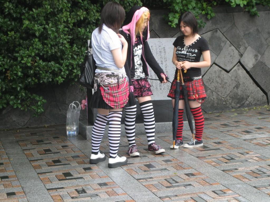Harijuku, Tokyo - cosplay